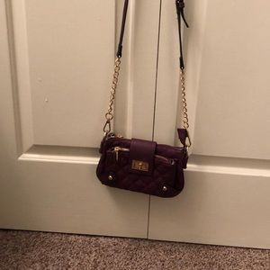 Charming Charlie clutch purse
